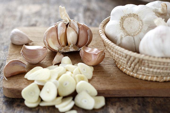 ssiimm benefits of garlic for babies - پودر سیر بهتره یا سیر خام؟