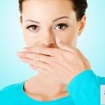 ssiimm agiz koku burun kadin 150x150 - روشهای آسان رفع بوی نامطلوب سیر