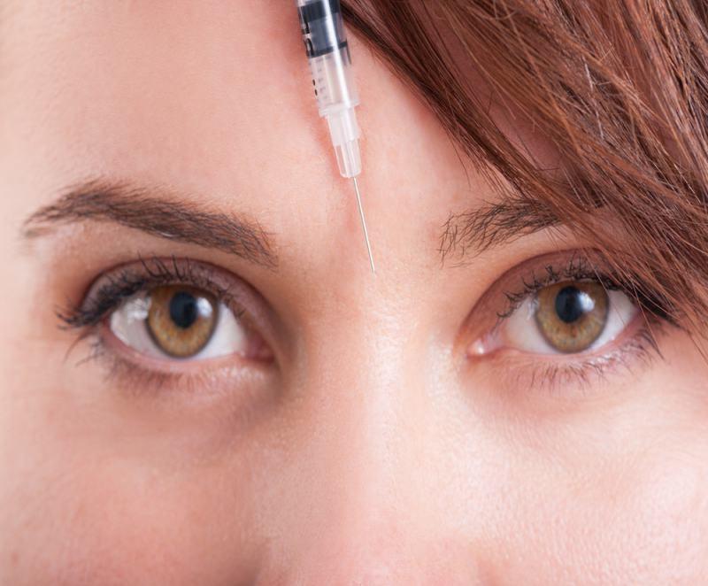 ssiimm botox treatment for wrinkles between eyes - درمان آبریزش چشم با شیوههای فوق العاده اثربخش